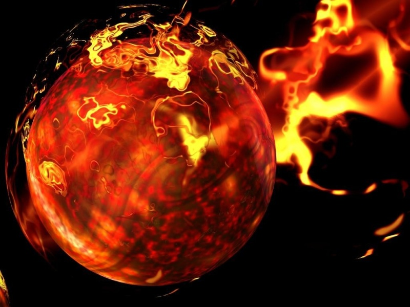 image de fond pour écran titre/game... Boule-10