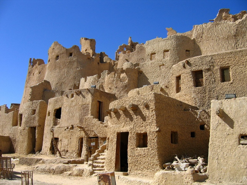 Egypte: Siwa, l'oasis mystérieuse Carte-10
