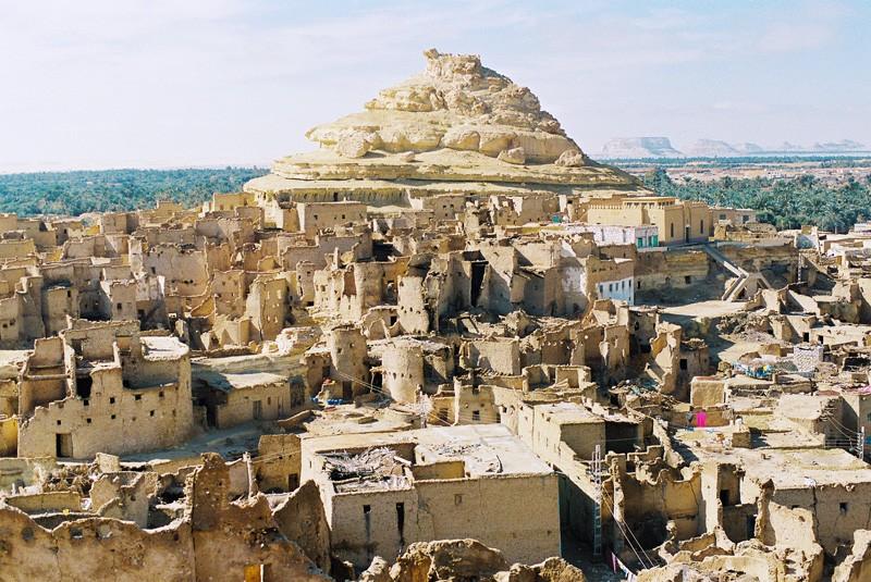 Egypte: Siwa, l'oasis mystérieuse Carte_15