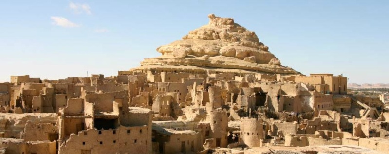 Egypte: Siwa, l'oasis mystérieuse Carte_19