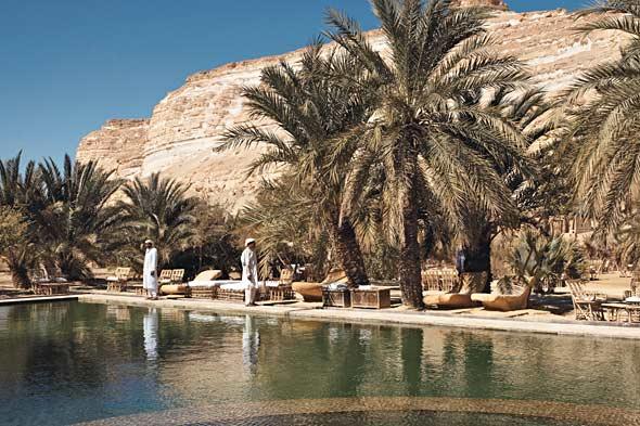 Egypte: Siwa, l'oasis mystérieuse Cartet12