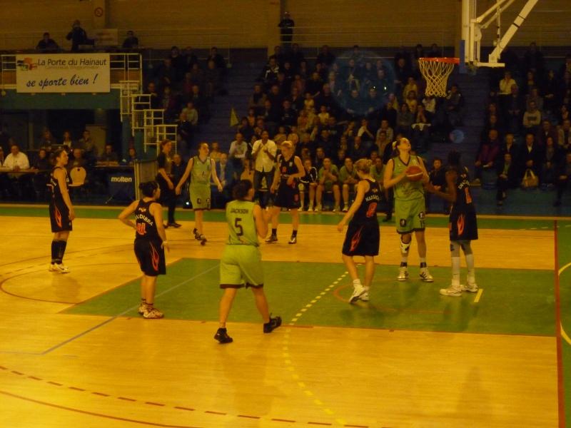 Invitation de l'union Hainaut pour leur match de championnat P1020010
