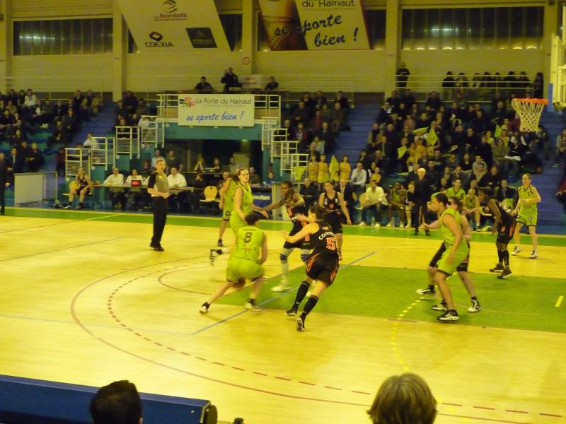 Invitation de l'union Hainaut pour leur match de championnat P1020012