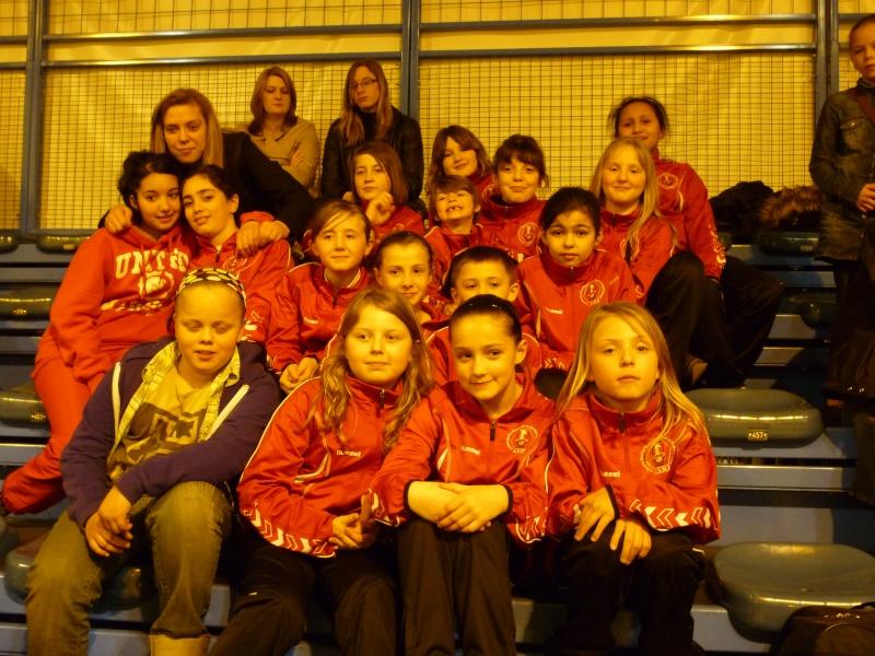 Invitation de l'union Hainaut pour leur match de championnat P1020014