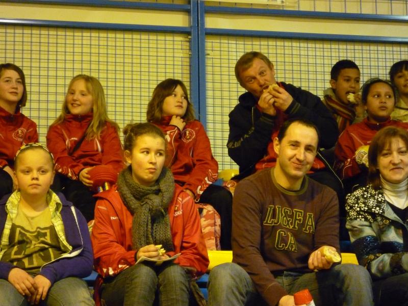Invitation de l'union Hainaut pour leur match de championnat P1020016