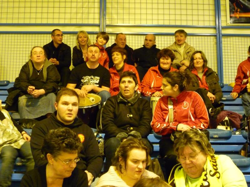 Invitation de l'union Hainaut pour leur match de championnat P1020019