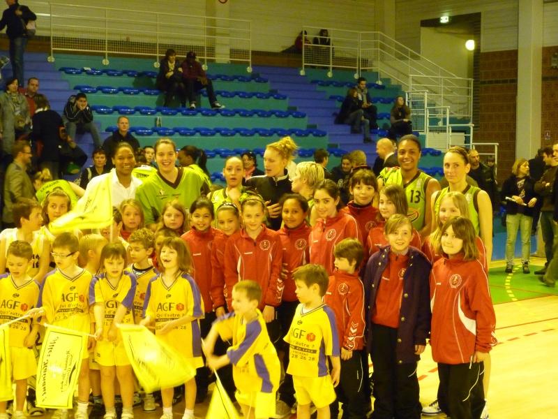 Invitation de l'union Hainaut pour leur match de championnat P1020023