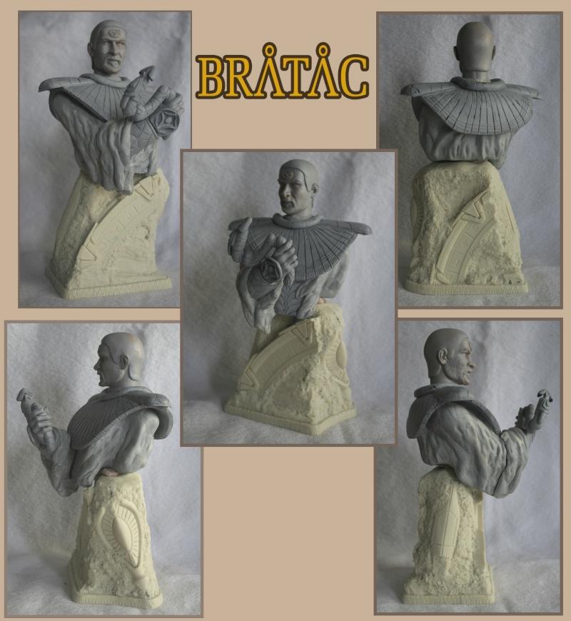 stargate - buste stargate  Bratac10