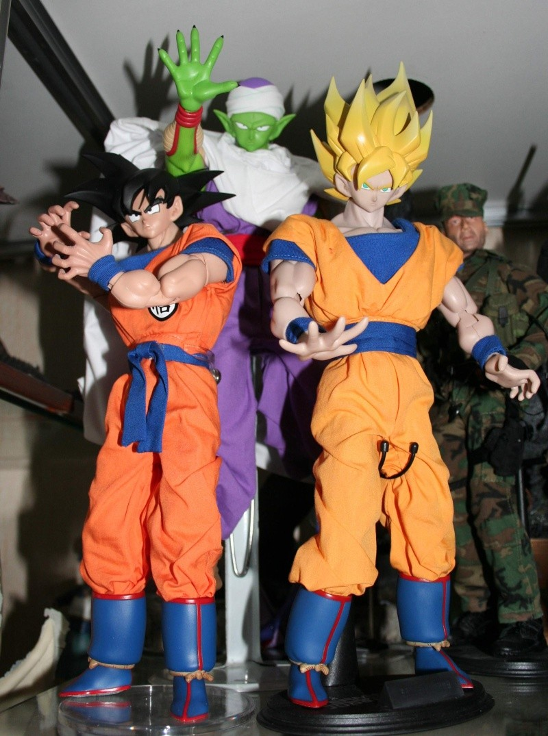 collection de sculpteurfou Dbz10