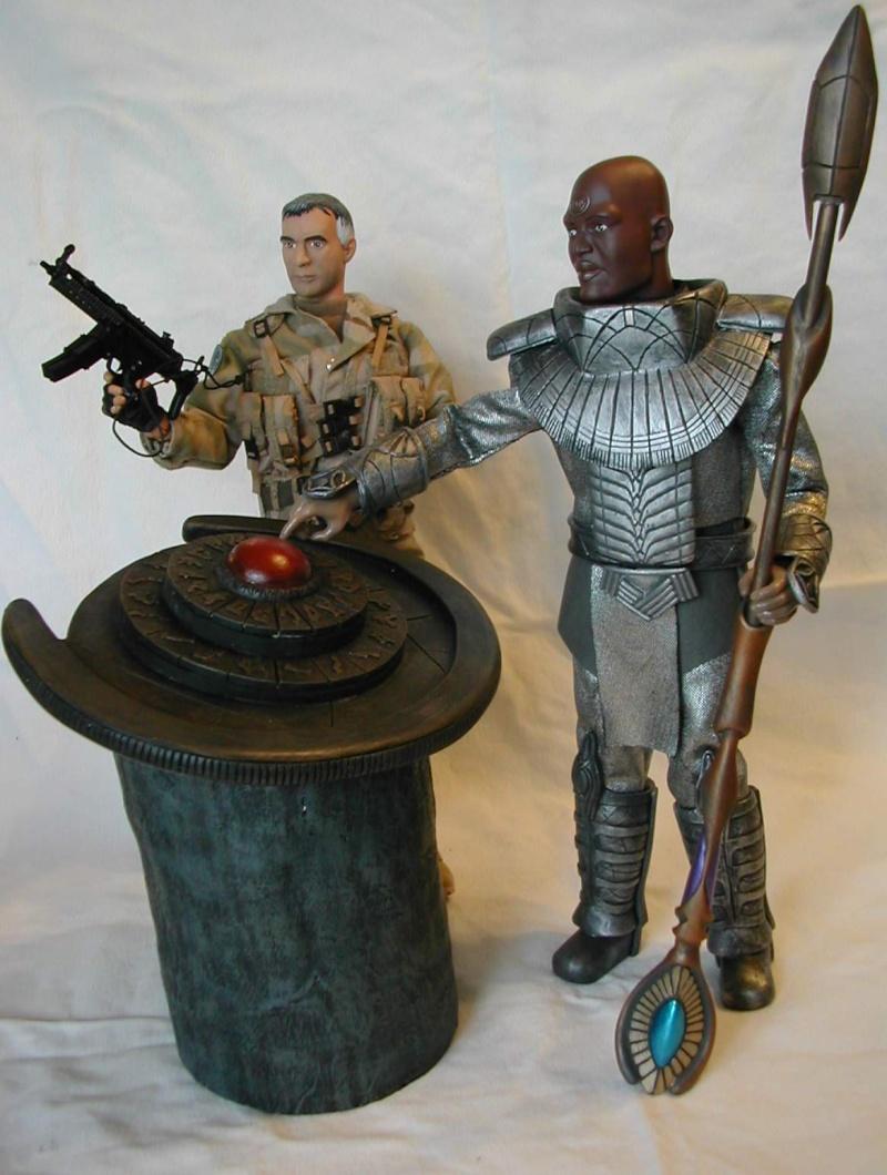 Stargate équipe SG1 et autres protagonistes Groupe11