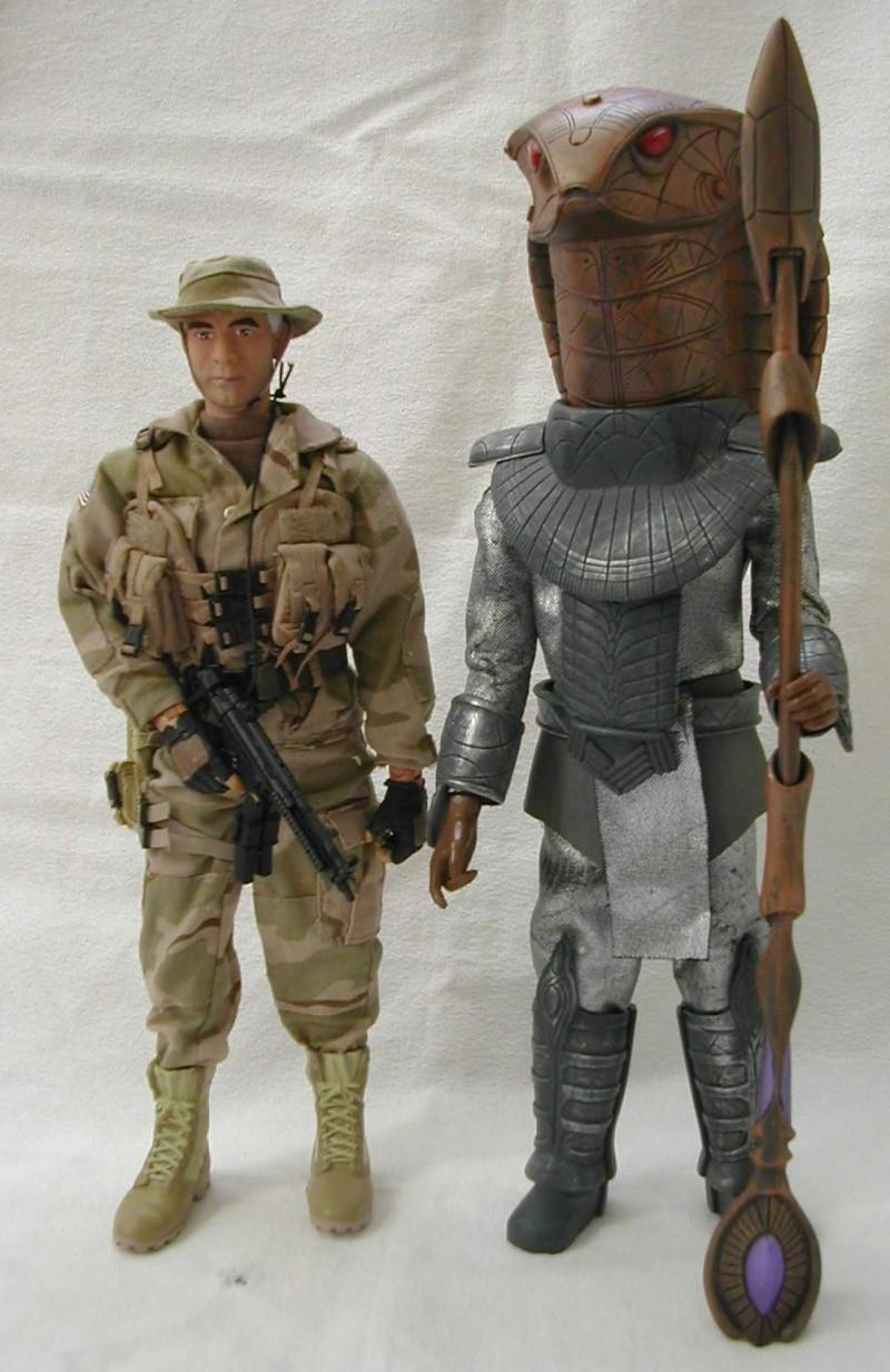 Stargate équipe SG1 et autres protagonistes Jaffao10