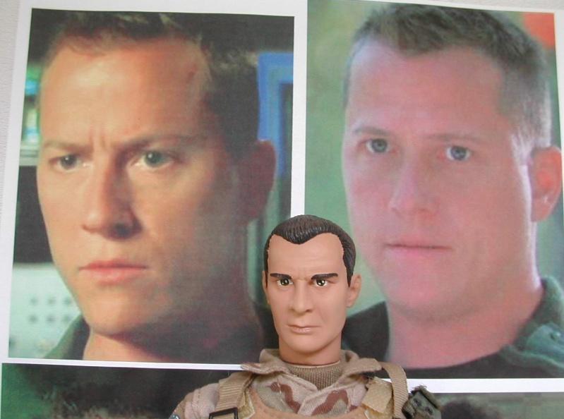 Stargate équipe SG1 et autres protagonistes Jonas010
