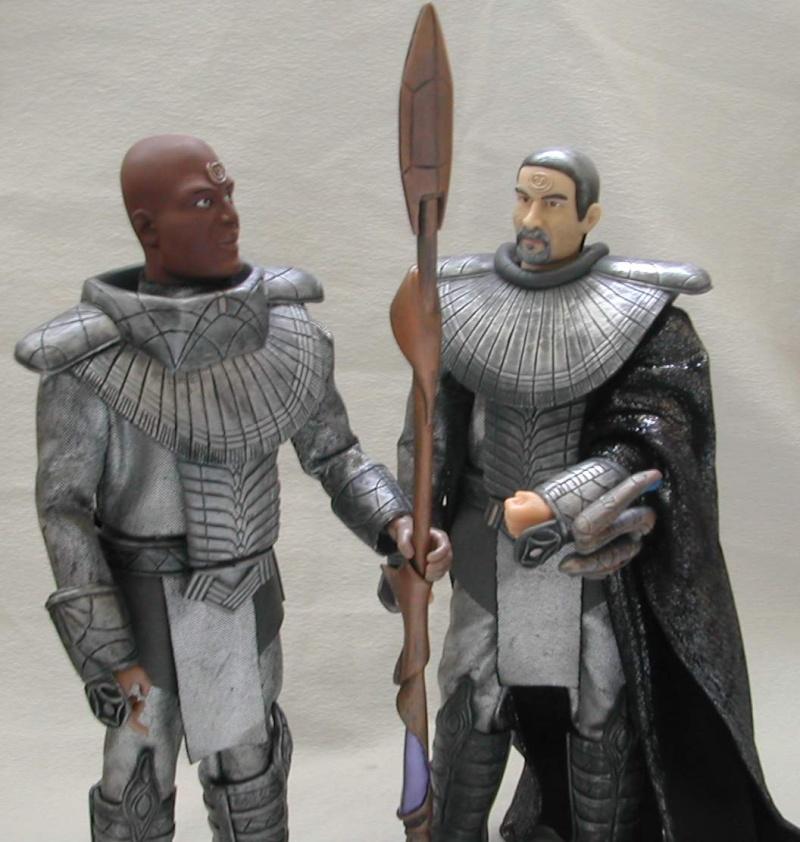 Stargate équipe SG1 et autres protagonistes Tealcb10