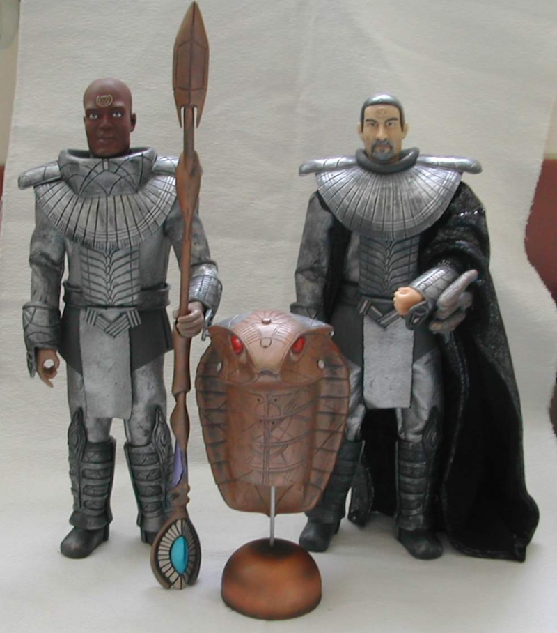 Stargate équipe SG1 et autres protagonistes Tealcb11