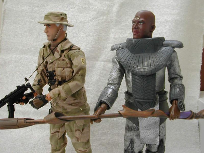 Stargate équipe SG1 et autres protagonistes Tealco10