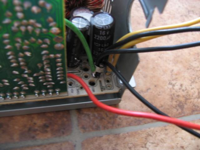 modifier une alim de pc en alim stabilisé pour chargeur Photo_13