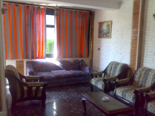 شالية سوبر لوكس أرضي مكيفة ثلاث غرفة وصالة  وحديقة كبيرة علي البحر مباشرتاً- المعمورة الشاطيء Ououou18