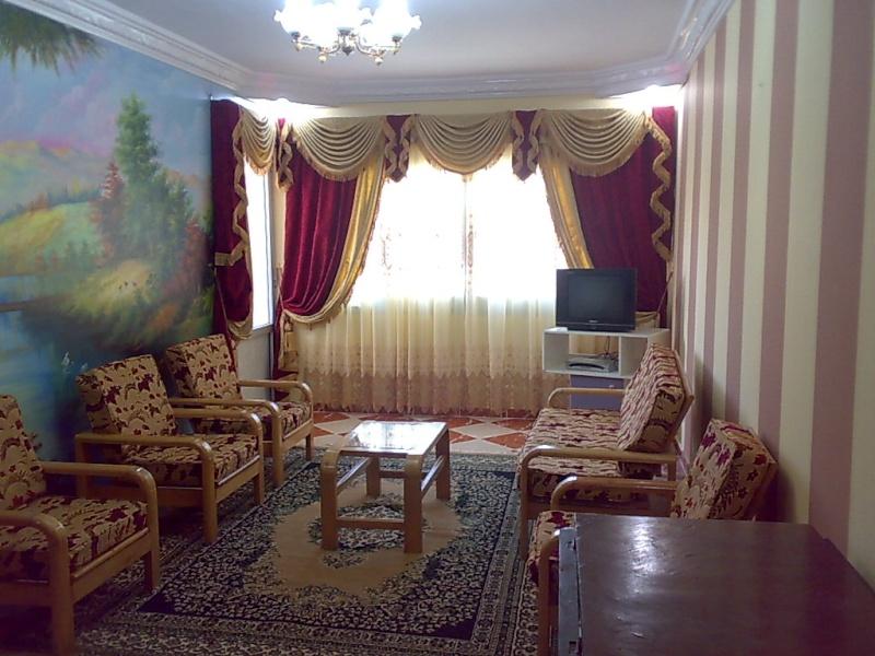 شقة تشطيب سوبر لوكس مستوي فندقي للإيجار ثلاثة غرف وصالة -  المجموعة التاسعة - المعمورة Uuuuu220