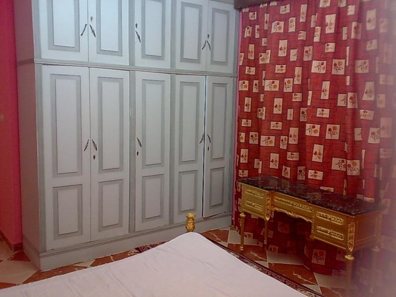 شقة تشطيب سوبر لوكس مستوي فندقي للإيجار ثلاثة غرف وصالة -  المجموعة التاسعة - المعمورة Uuuuu227