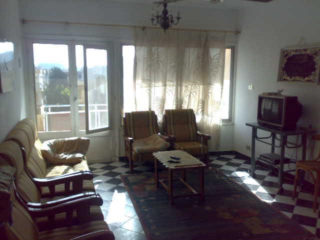 صيف بأقل الإسعار!! شقة مفروشة للإيجار شارع سيف وائلي – المعمورة الشاطيء Uuuuu302