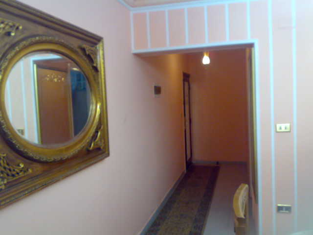 شقة سوبرررر لوكس مكيفة للإيجار في الدور الخامس 4 تكيف -عمارة لاباس  المعمورة الشاطيء Uuuuuu90