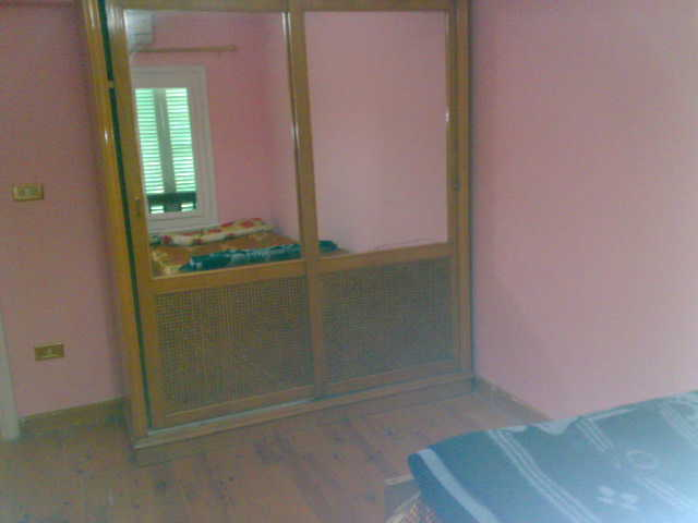 شقة سوبرررر لوكس مكيفة للإيجار في الدور الخامس 4 تكيف -عمارة لاباس  المعمورة الشاطيء Uuuuuu97