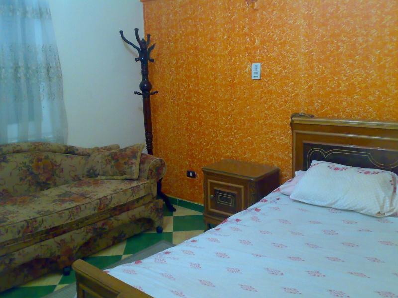 شقة مكيفة مستوي فندقي فاخر سوبرر لوكس ثلاث غرف وصالة للإيجار مفروش - المجموعة العاشرة - المعمورة  Uuuuyu14