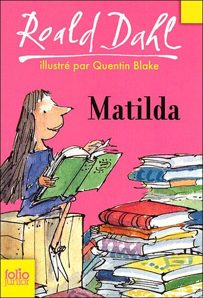 [Dahl, Roald] Matilda 97820710
