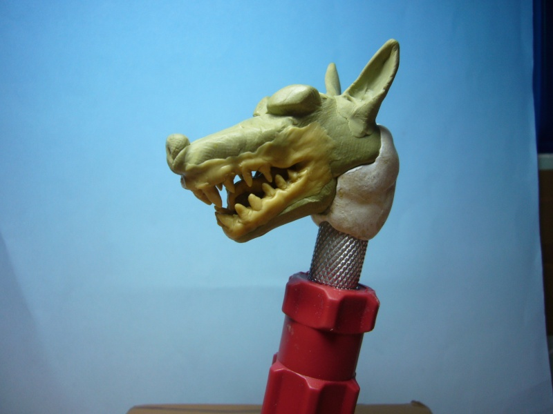 Mon bazar de sculpture de novice Worgen11