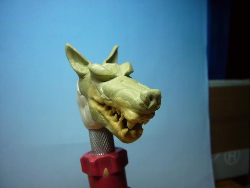 Mon bazar de sculpture de novice Worgen12
