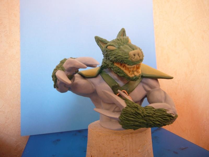 Mon bazar de sculpture de novice Worgen18