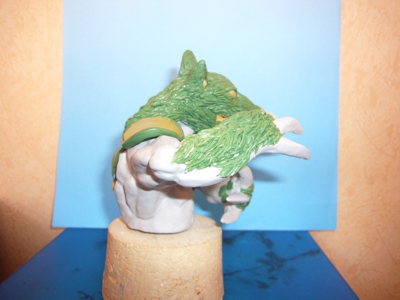 Mon bazar de sculpture de novice Worgen20