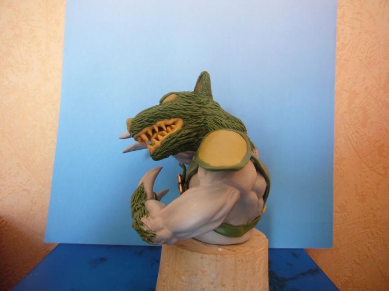 Mon bazar de sculpture de novice Worgen21