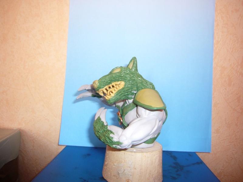 Mon bazar de sculpture de novice Worgen22