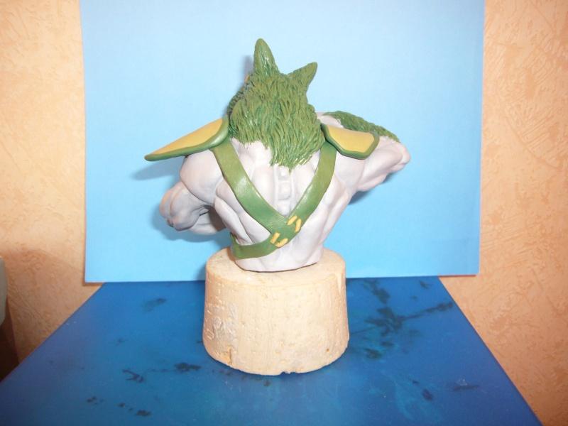 Mon bazar de sculpture de novice Worgen24