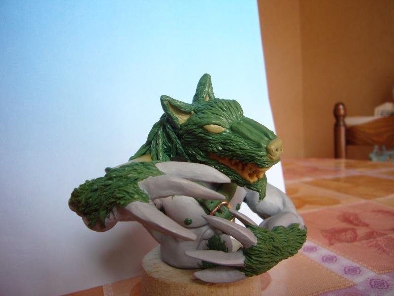Mon bazar de sculpture de novice Worgen25