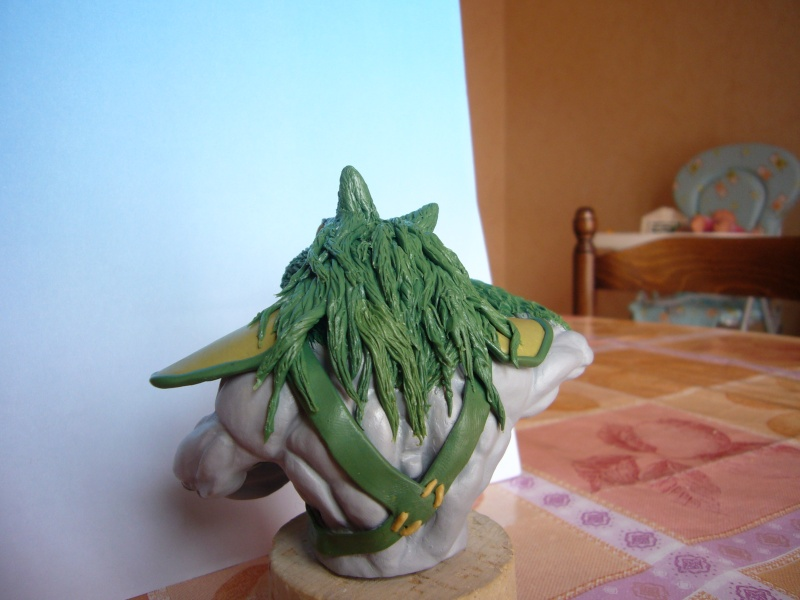 Mon bazar de sculpture de novice Worgen26