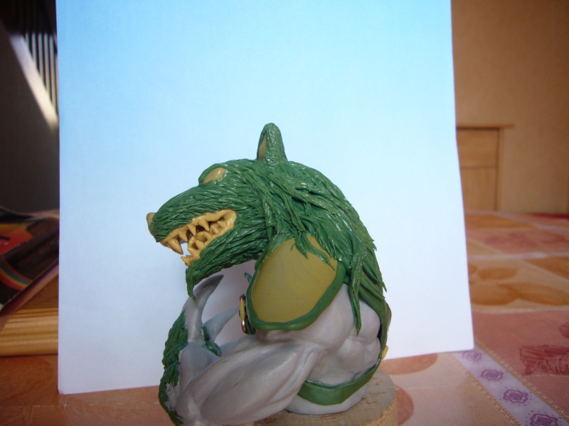 Mon bazar de sculpture de novice Worgen27