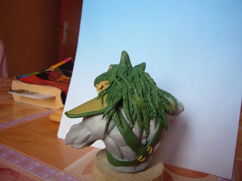 Mon bazar de sculpture de novice Worgen28