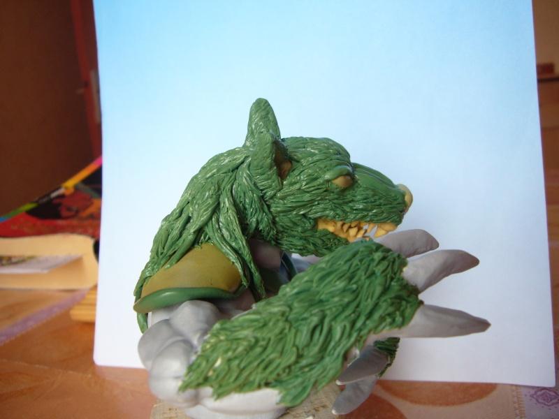 Mon bazar de sculpture de novice Worgen29