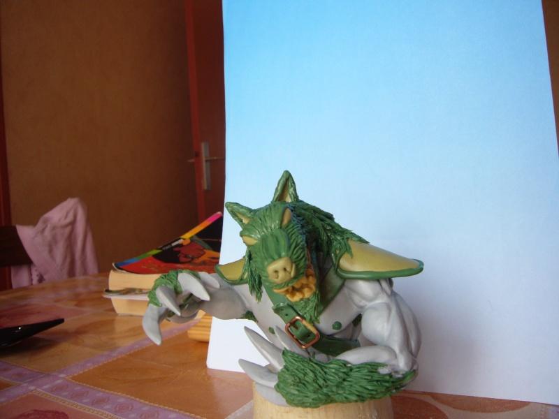 Mon bazar de sculpture de novice Worgen30