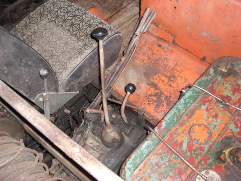 Drôle de tracteur forestier ! Cimg3416