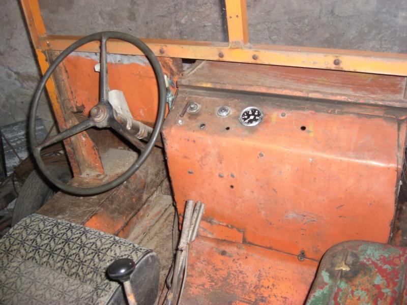 Drôle de tracteur forestier ! Cimg3417