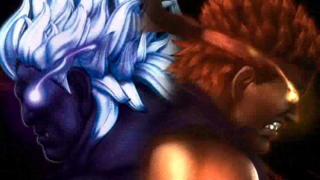 Evil Ryu & Oni Akuma in SSF4 Arcade Edition, new trailer 02_evi10