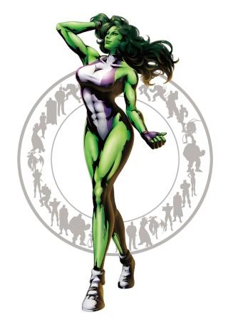 Zero & She-Hulk en MvC3 16_mvc10