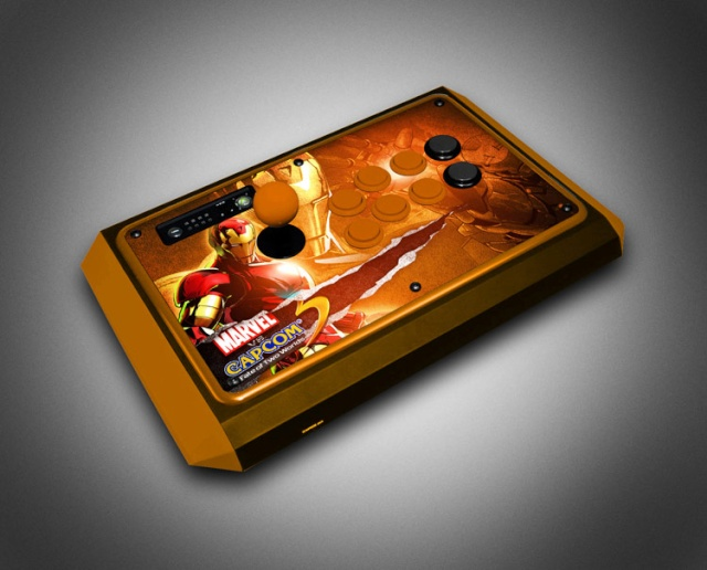 New MvC3 TE FightStick  22_mvc11