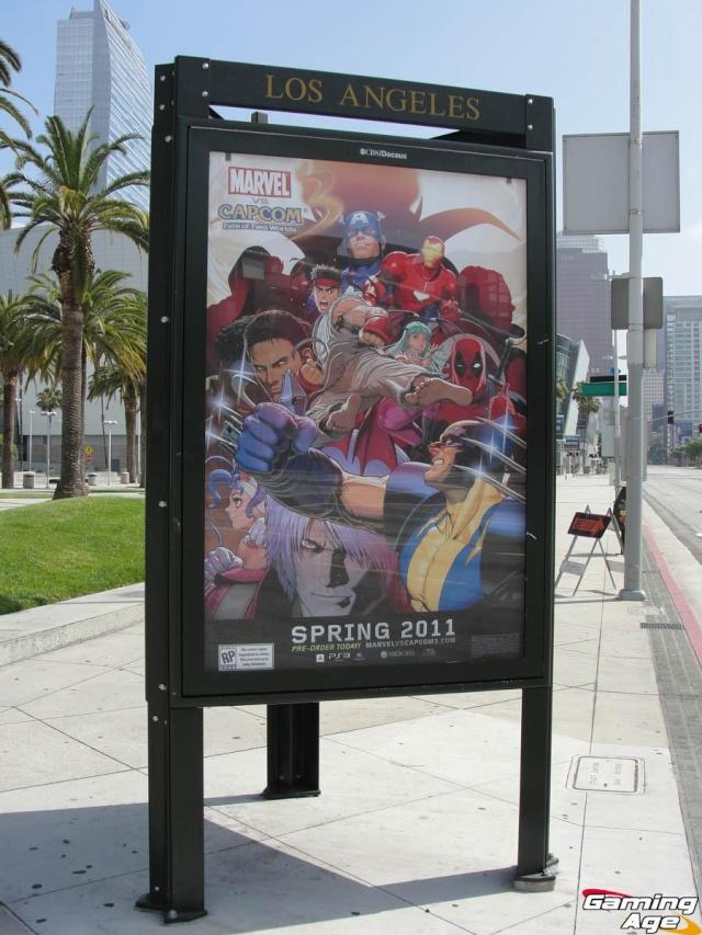 Marvel vs. Capcom 3 gameplay videos, screens and logo Mvc311