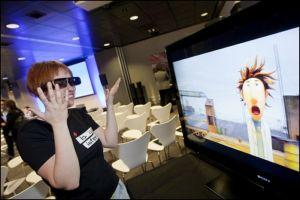 La apuesta de Sony por un futuro (y un mundial de fútbol) en 3D Sony_310