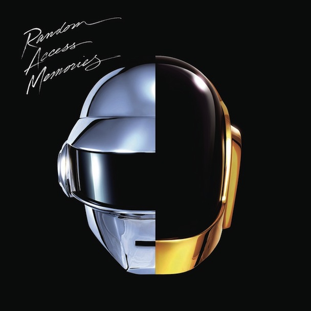Daft Punk - Random Access Memories Random10