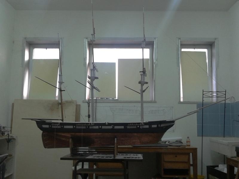 restauration une corvette aviso (1832-1840) - Page 2 20130313